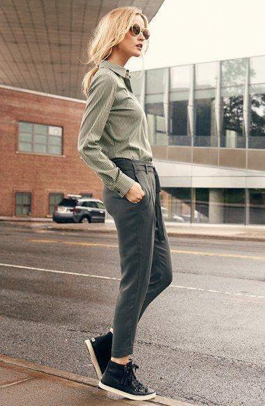 ef7d4f79f9e UGG® Australia 'Blaney' Tasseled High Top Sneaker (Women ...