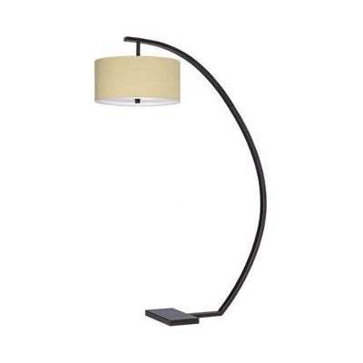 Aidan 61 5 Quot Floor Lamp Arc Floor Lamps Floor Lamp Lighting