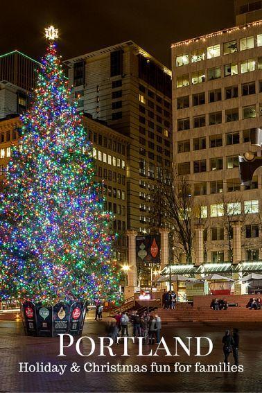 Portland Christmas Lights 5 Not To Miss Holiday Light Shows Holiday Lights Display Holiday Holiday Lights