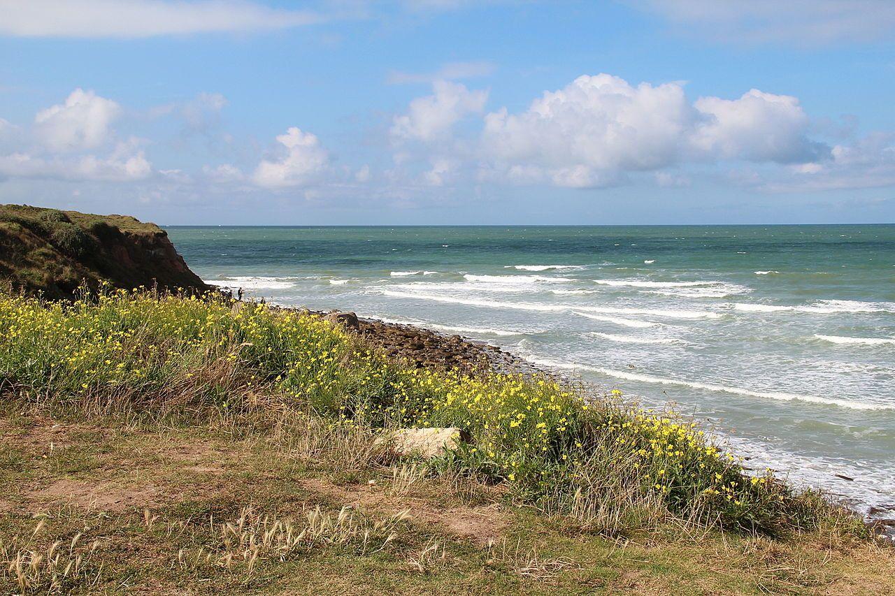 Wimereux La Pointe Aux Oies Boulogne Sur Mer Touriste Calais