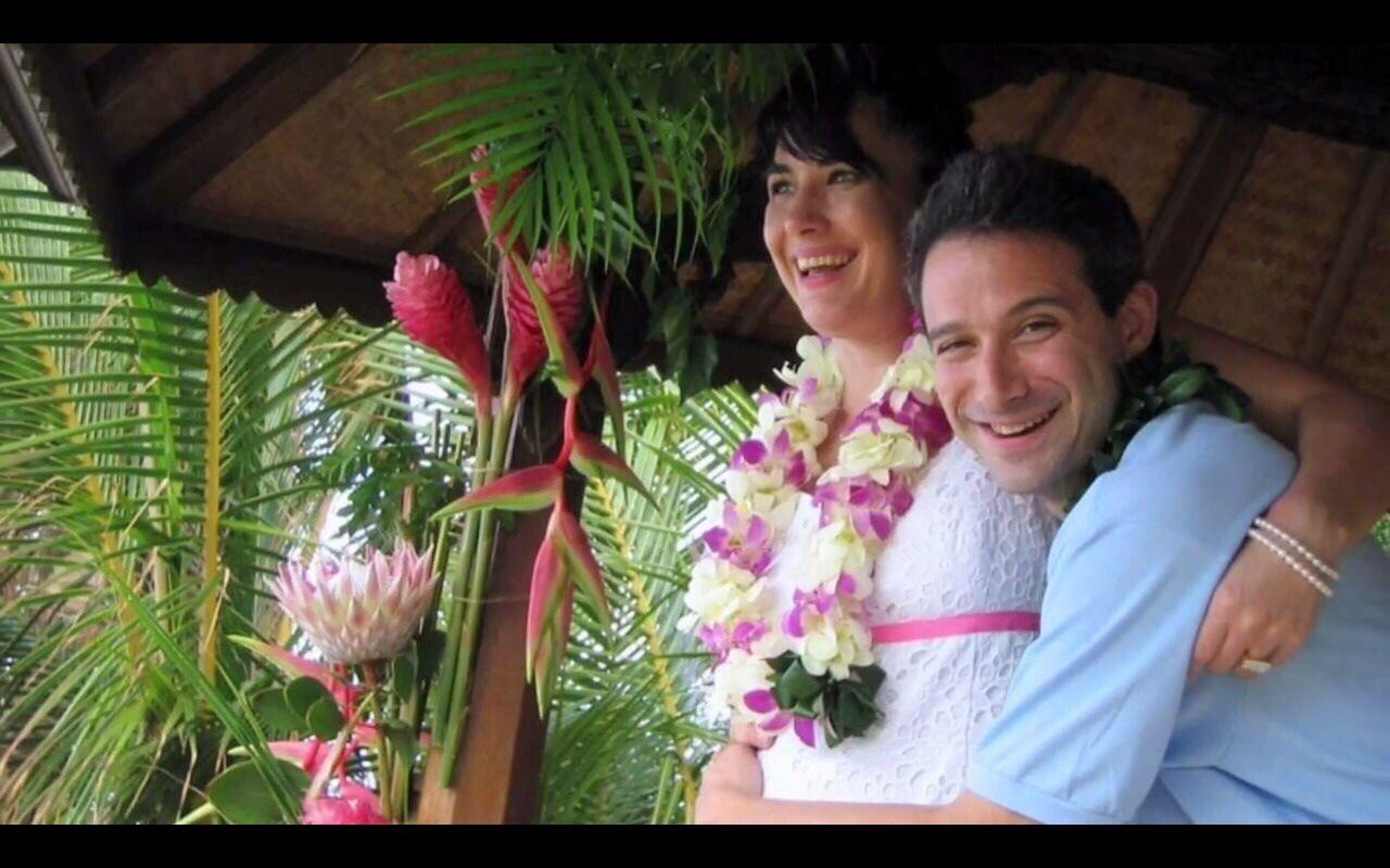 Kathleen Hanna And Adam Horovitz Married In Hawaii 2006
