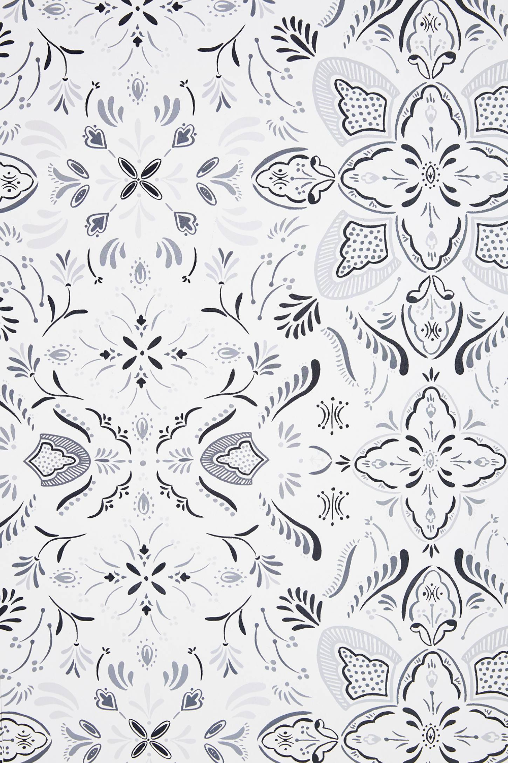 Iva Wallpaper by Anthropologie in Assorted, Wall Decor