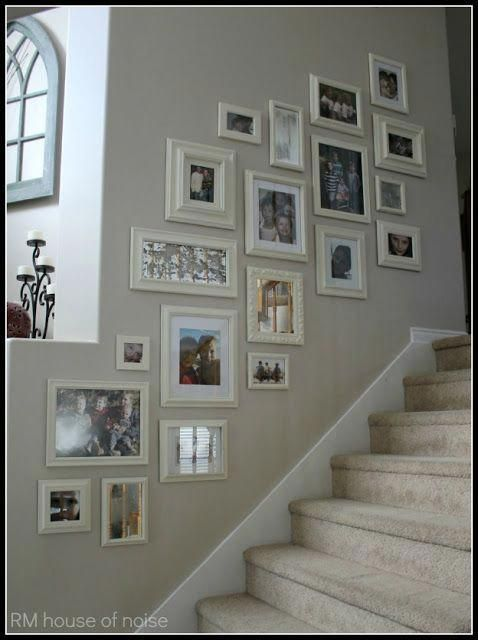 25 Photo Walls That Every Home Needs Photo walls are a big trend in interiors, there are lots of ways you can create your own. Here are 25 of the best from around the web to get you started!