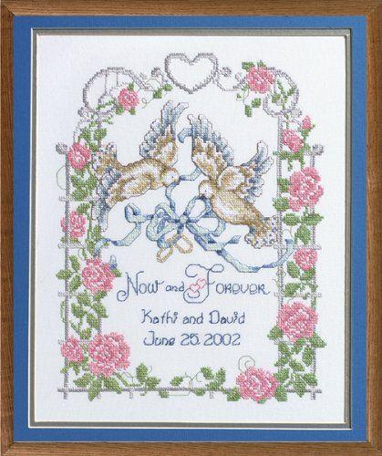 Wedding Sampler Cross Stitch Patterns Cross Stitch Wedding