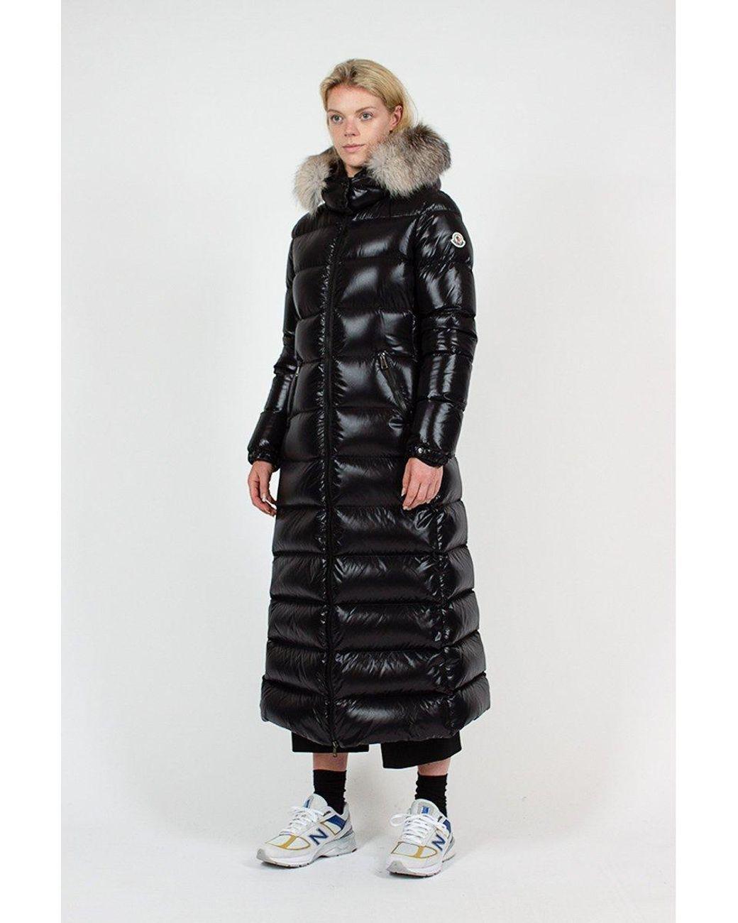 Moncler Goose Black Hudson Jacket Lyst Moncler Women Outerwear Women Puffer Jacket Women [ 1300 x 1040 Pixel ]