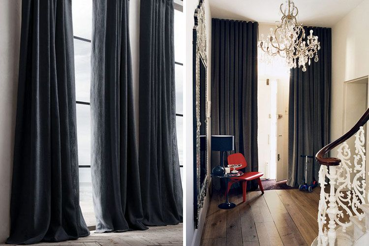Tendencias en decoración de cortinas para estar a la última Ideas - Cortinas Decoracion