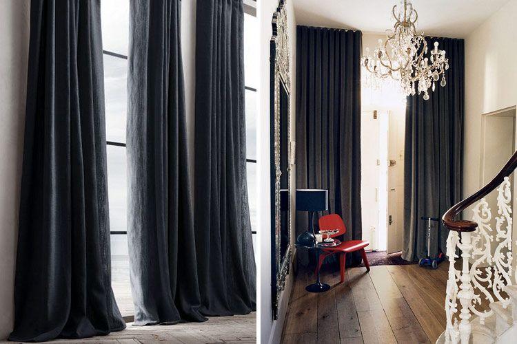 Tendencias en decoración de cortinas para estar a la última Ideas