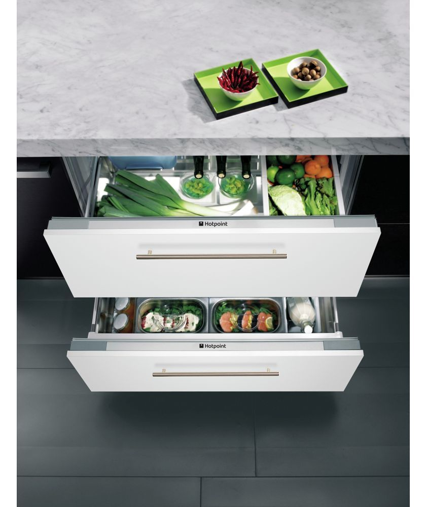 argos kitchen storage buy hotpoint ncd191 l fridge drawer white at argos co uk 1342