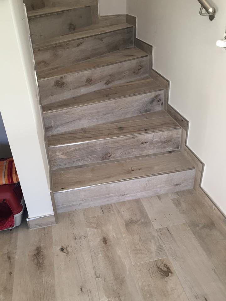 Flaviker Dakota Floor Tile Naturale 20x120 Cm Franke Room Value Best Floring 2019 Treppe Fliesen Betontreppe Bodenfliese
