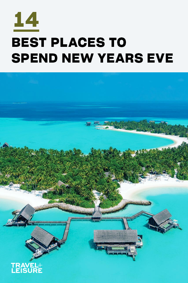 The Best Airbnbs For Celebrating New Year S Eve Holiday Travel Destinations Travel And Leisure Holiday Travel