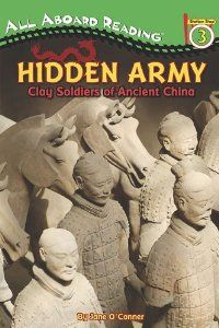 Hidden Army: Clay Soldiers of Ancient China (All Aboard Reading): Jane O'Connor: 9780448455808: Amazon.com: Books