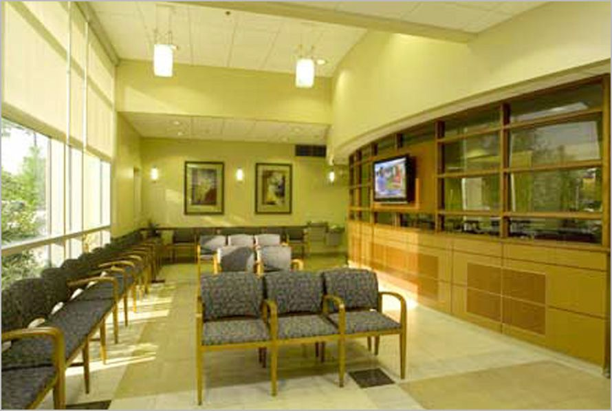 Medical Office Design Ideas ideas on how to set up a treatment room health facilities management Find This Pin And More On Office Waiting Rooms Office Design Medical Office Interior Design Idea