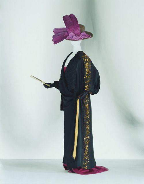 Coat, Paul Poiret, 1909, The Kyoto Costume Institute