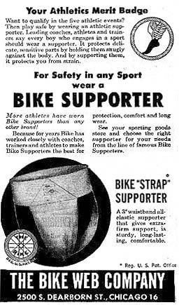 Did You Know That The Bike Jockstrap Has Been Around Since 1874