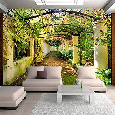 Wallpaper 350x245 cm - Non-woven - Murals - Wall - Mural - Photo ...
