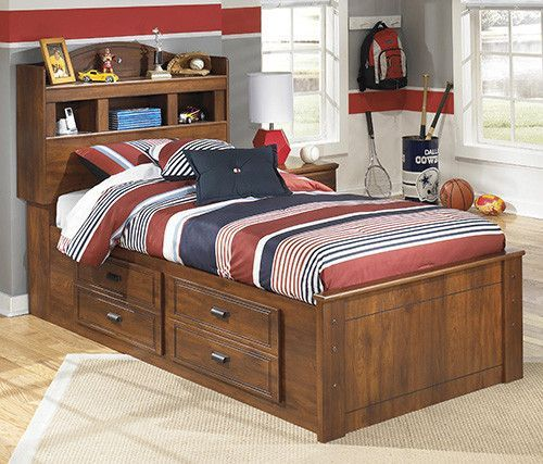 Best Kids Bedroom Twin Bed Barchan By Ashley Furniture At 400 x 300