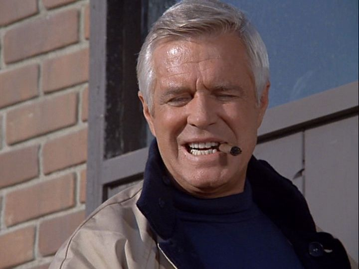 Hannibal George Peppard On This Date The A Team Cigar Room Cigars