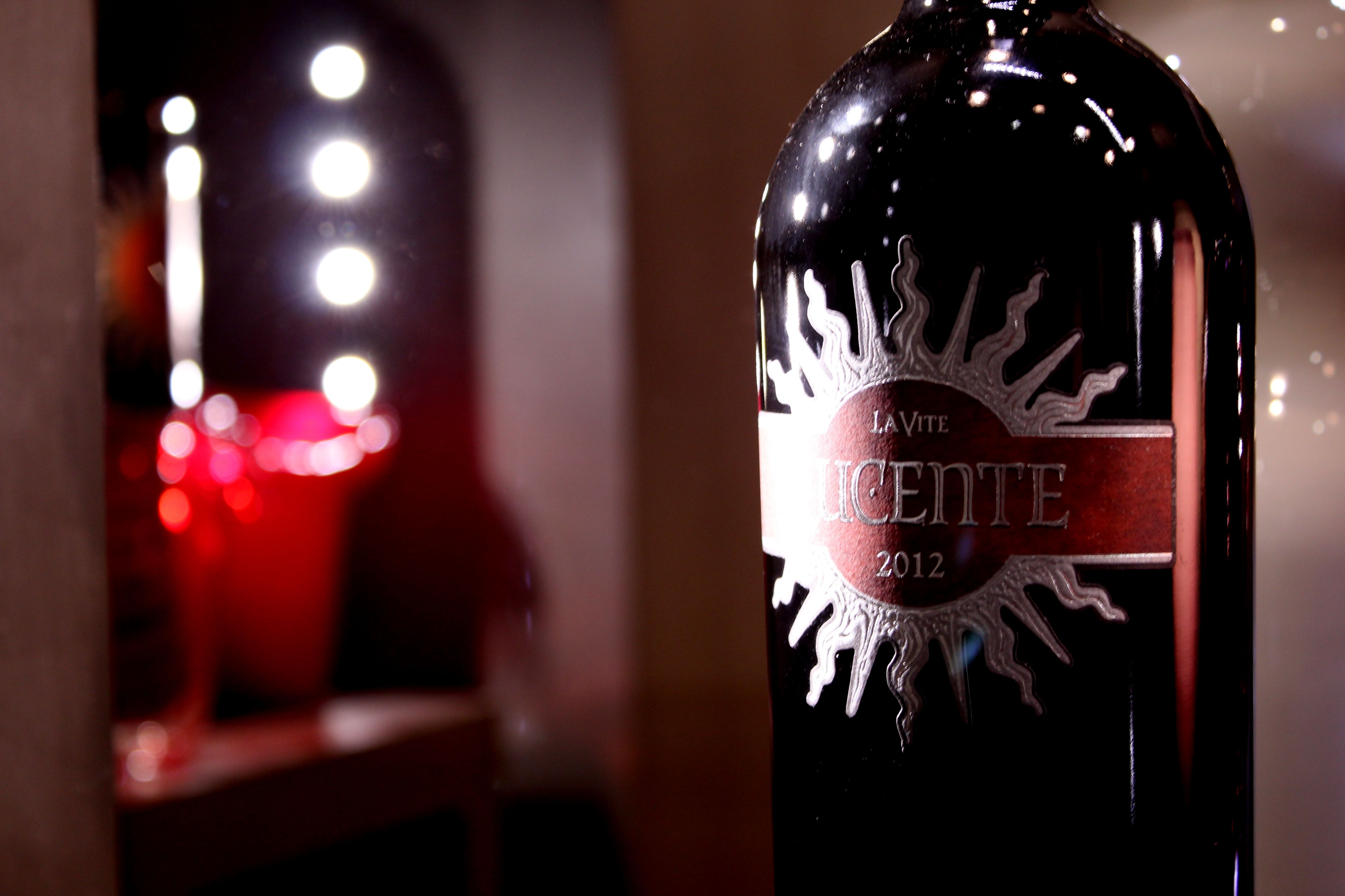 Luce tasting at the Store Venini, on 9th October, 2014. #Luce4Expo