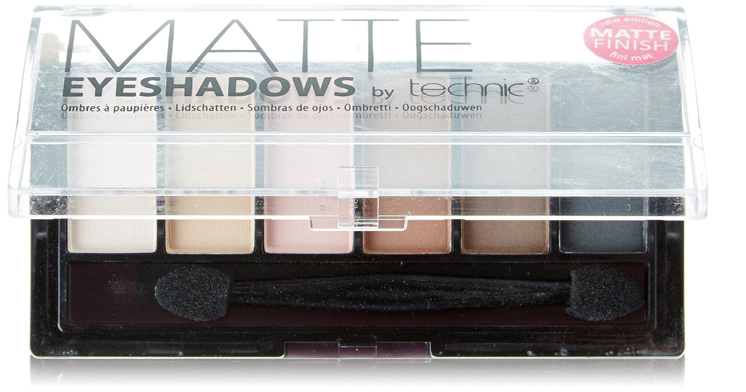 Technic Matte 6 Colour Eyeshadow Palette *** Continue to