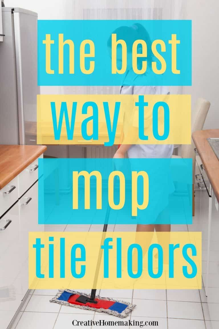 Cleaning Tile Floors Cleaning Tile Floors Floor Cleaning Hacks Cleaning Hacks