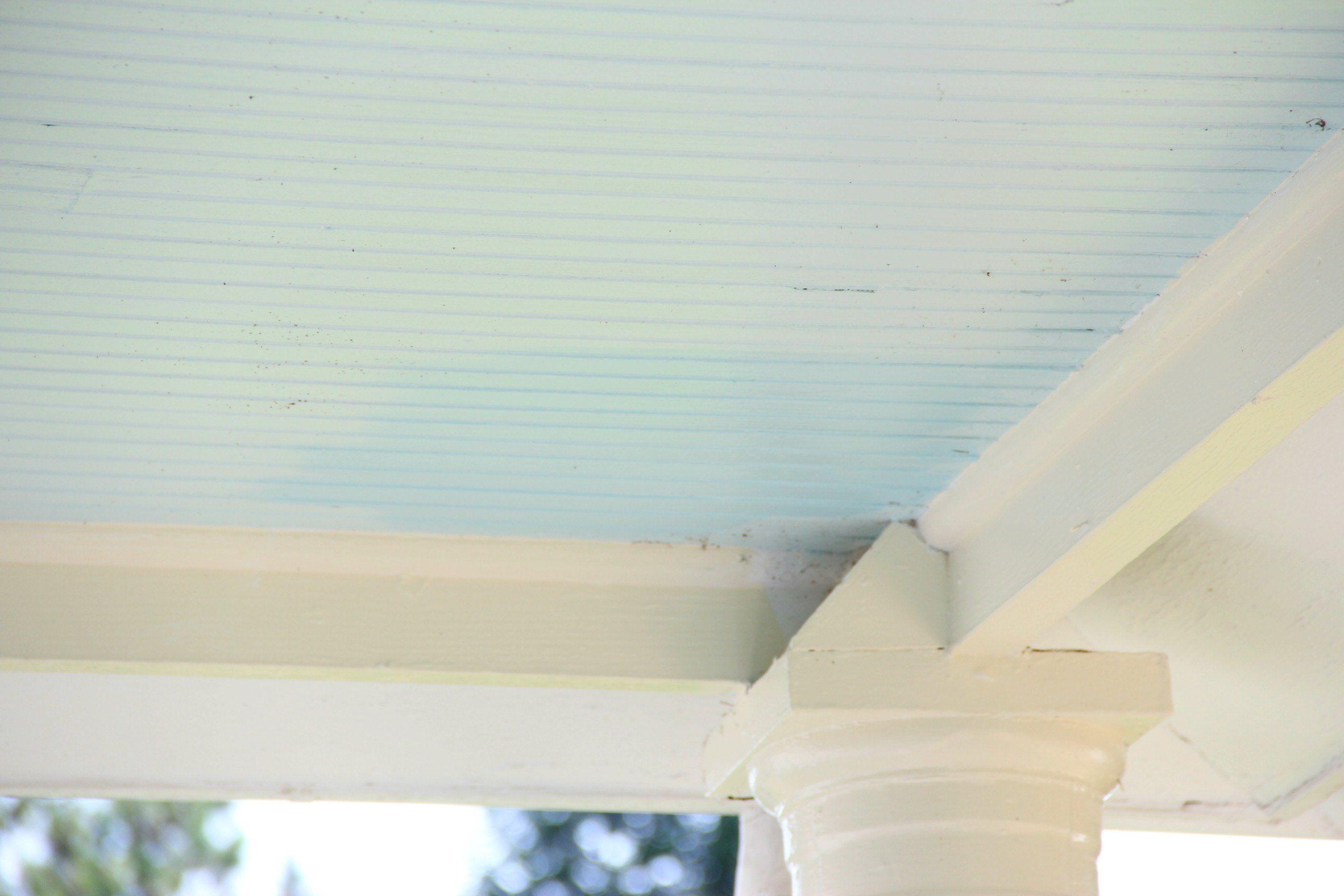 Monday makeover new majestic blue front door home - Benjamin moore swimming pool paint 042 ...