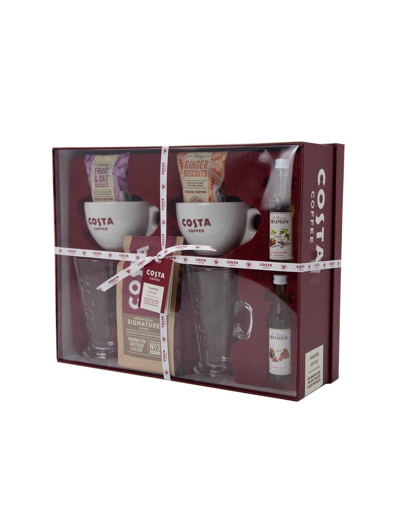 Costa Coffee Hamper Set in 2020 Coffee hampers, Costa