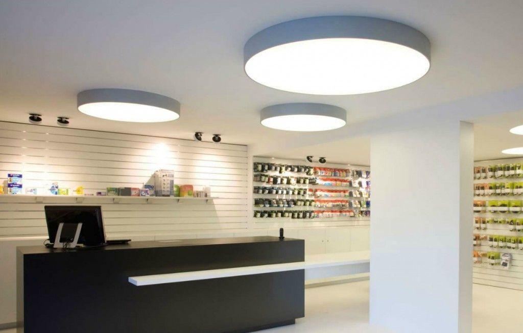 Formato Oficinas Techo De En Iluminación ModernasLámparas Gran iOPZTkXu