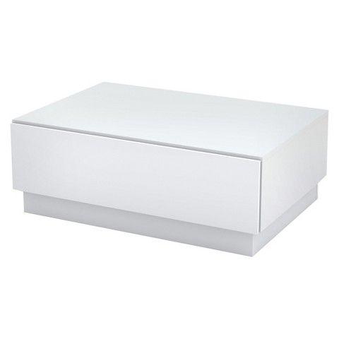 Nexera Coffee Table White $202