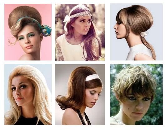Go Girls From The 60s Big Hair 60s Hair Relied Heavily On