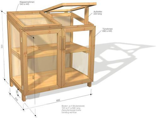 Balkon Fruhbeet Selbst De Fruhbeet Fruhbeet Bauen Gewachshaus Bauen