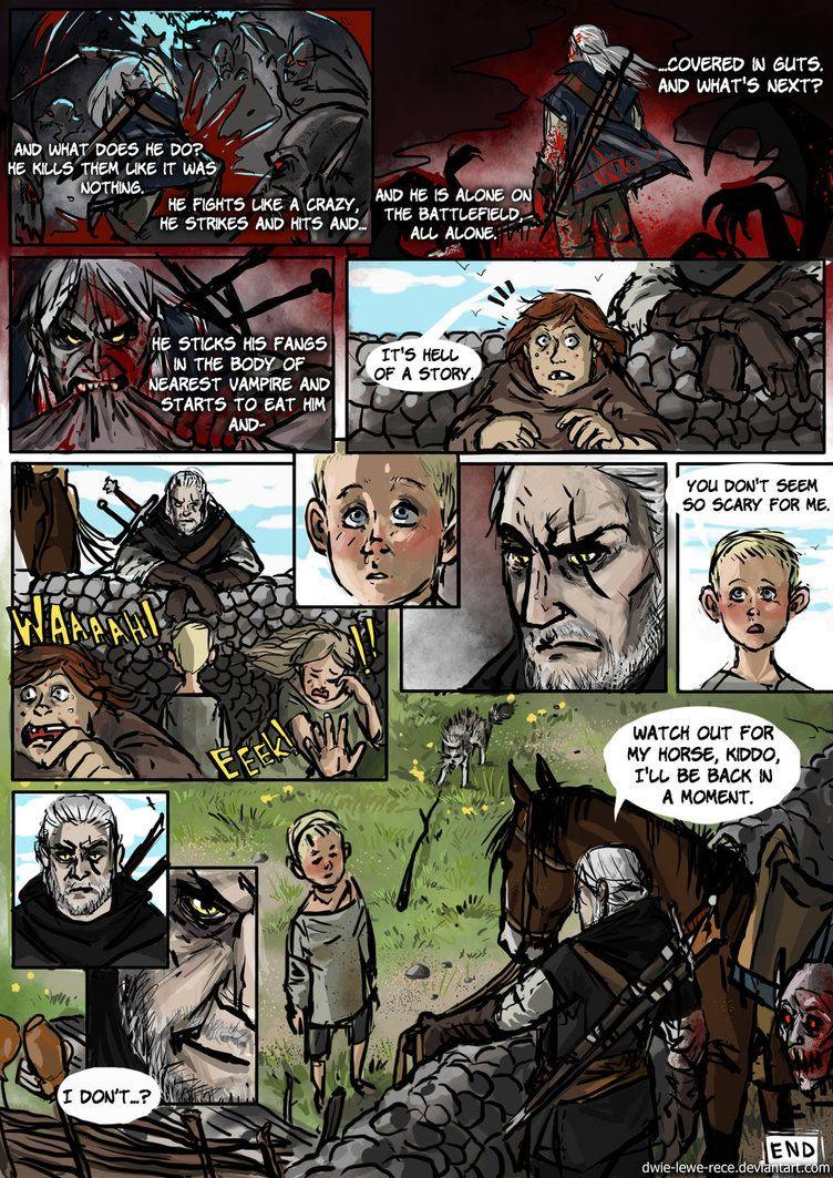 The witcher fan comic 33 by dwie lewe receiantart on the witcher fan comic 33 solutioingenieria Gallery