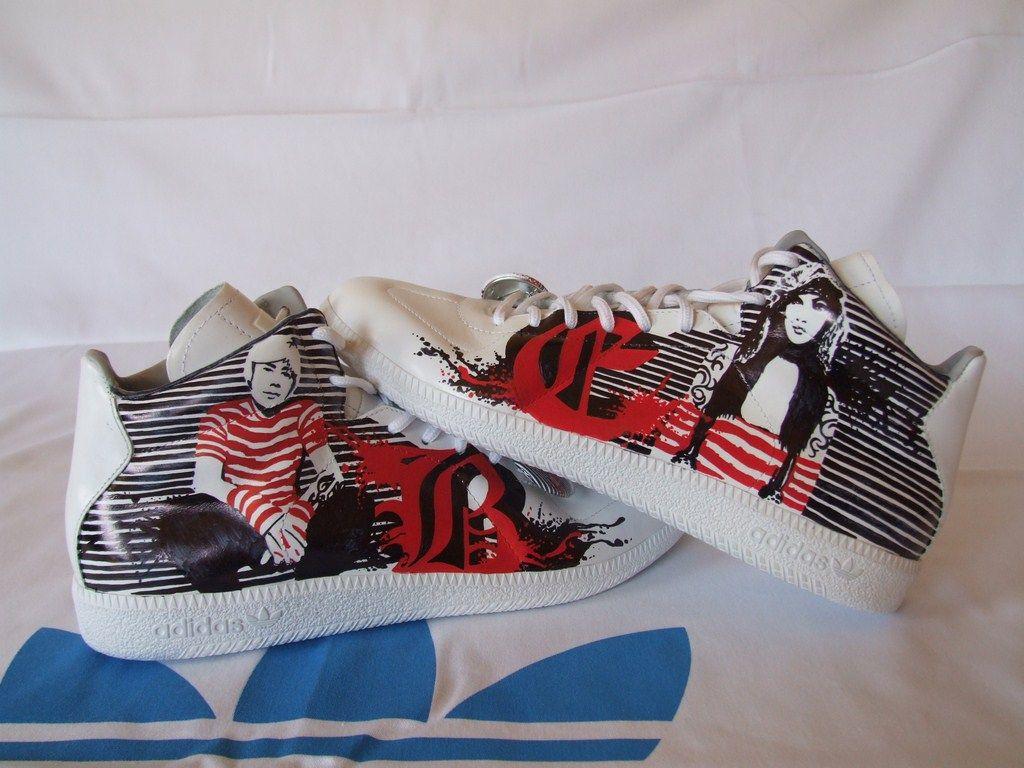 Adidas BW Army – Stripes | Noise aka N°15 | Paint | Graphic
