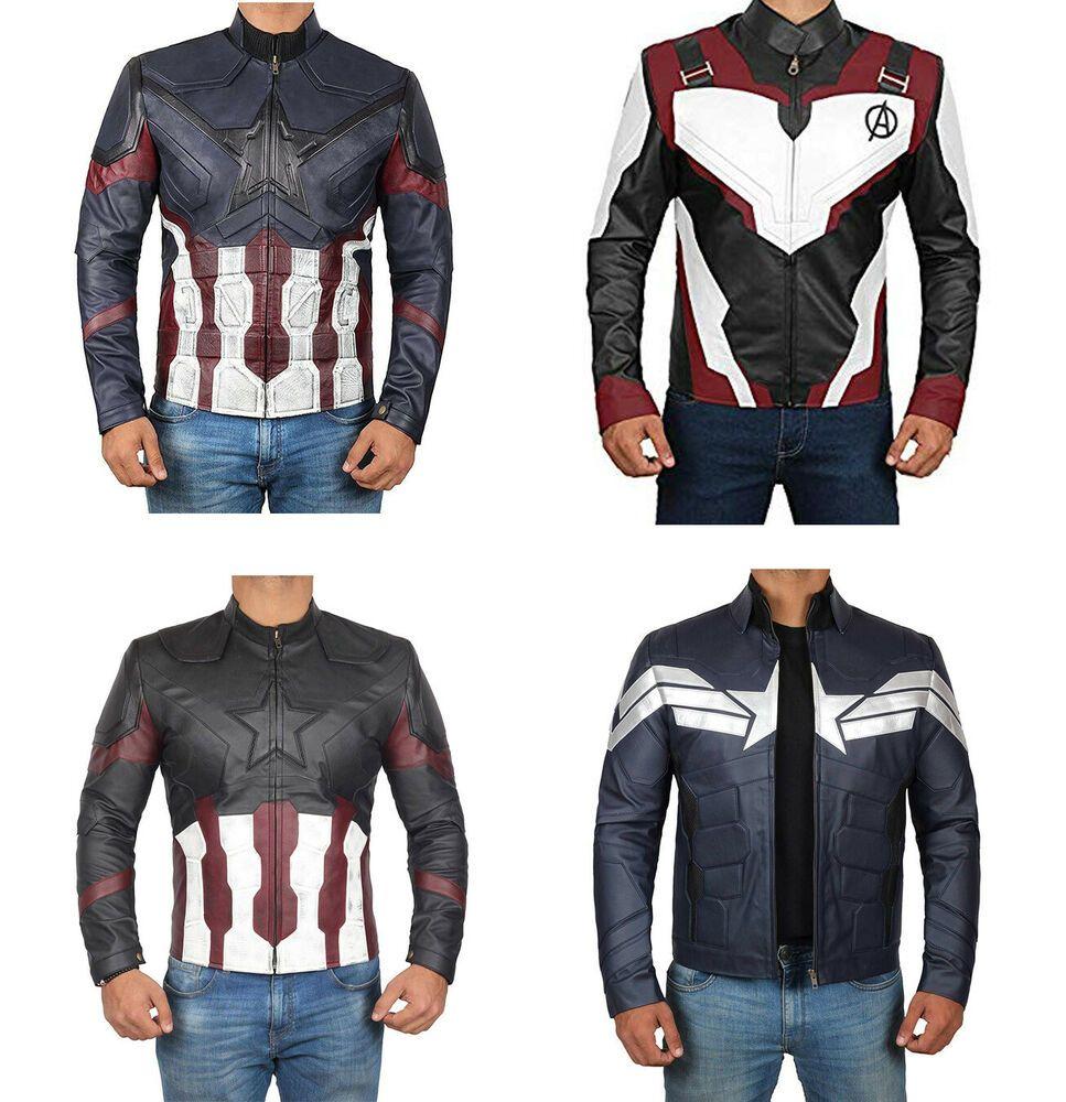 Details about Captain America Chris Evans Winter Soldier
