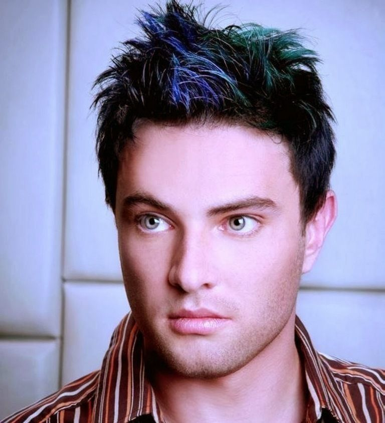 Hottest Hair Color Trends For Men In Hot Hair Colors - Hairstyle mens online