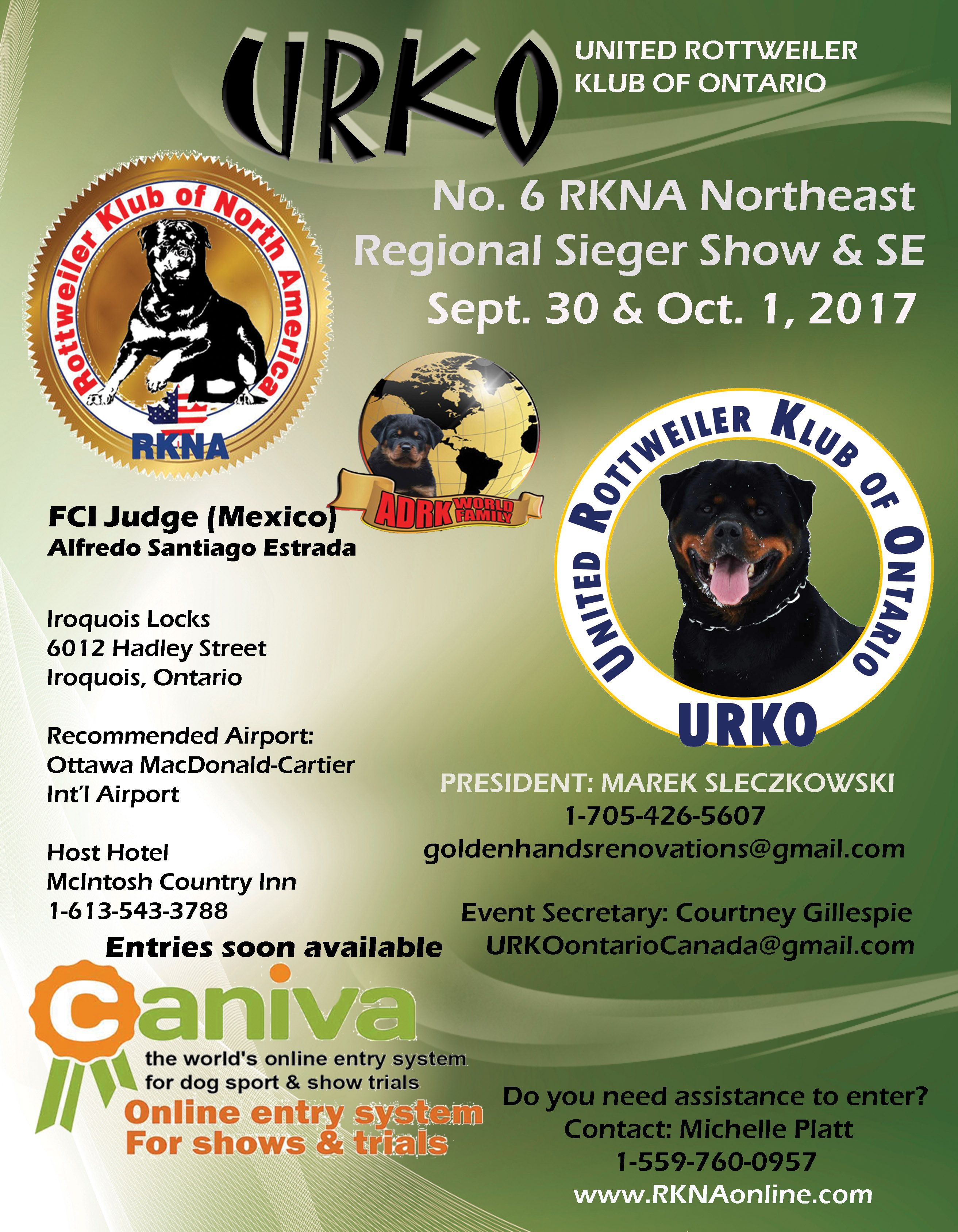Pin On Total Rottweiler Magazine