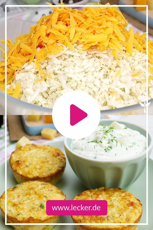 Photo of Cauliflower thaler from the muffin tin – how it works | DELICIOUS