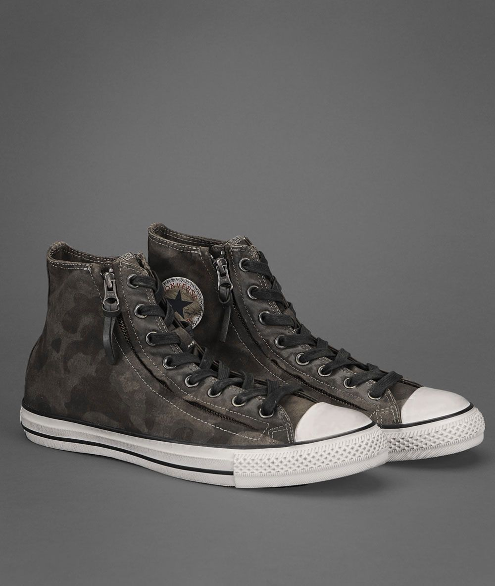 9fb19d25b6488d Chuck Taylor Double Zip Camo High-Top