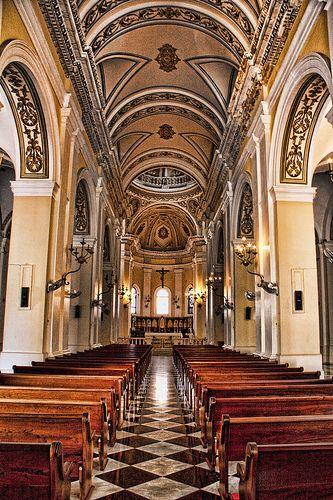 Cathedral San Juan Bautista Old San Juan Puerto Rico | Jennifer ...