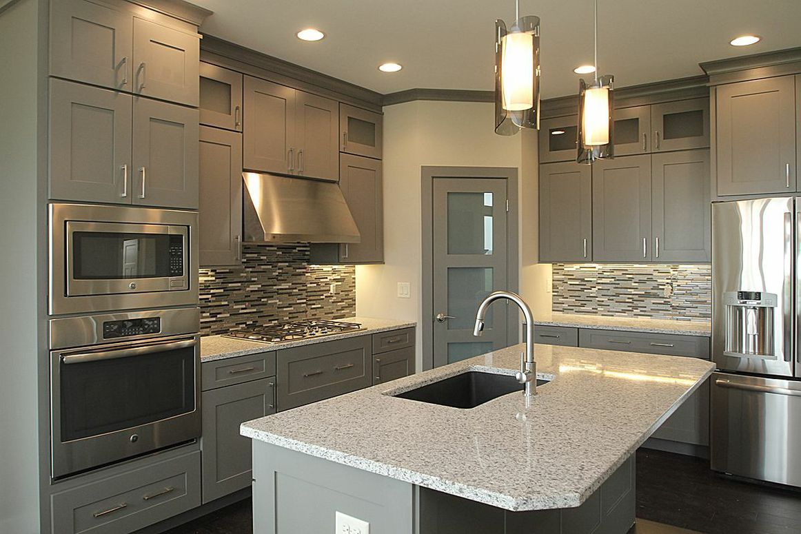Pin By Kera Pederson On For The Home Building A Kitchen Home House Design