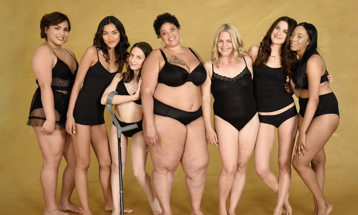 When will we ditch the idea of the perfect body?