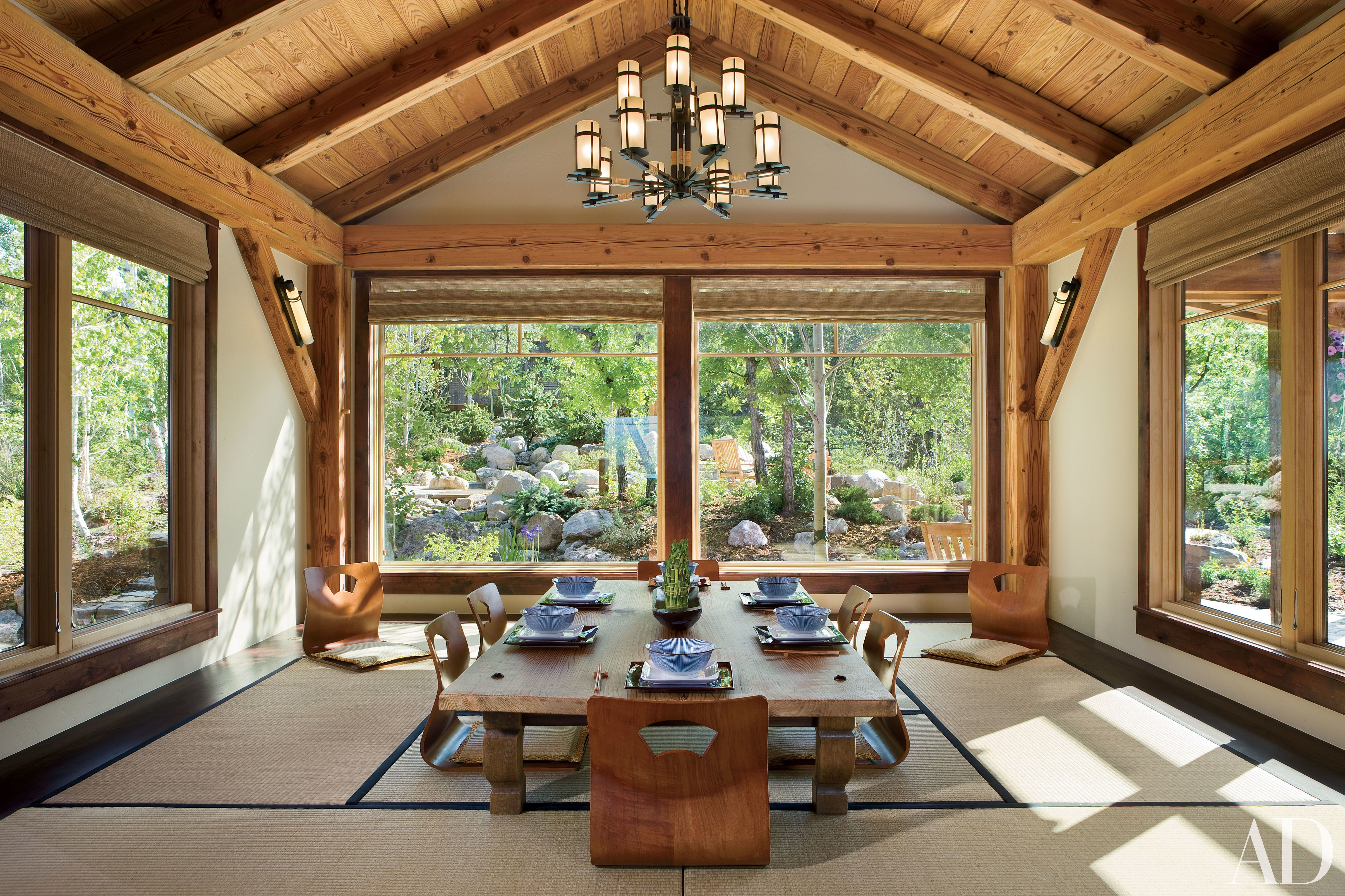 18 Incredible Rooms Perfect for Your Dream Home | japanese ...
