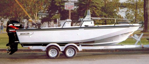 commercial 1999 Whaler 22 Guardian | boats | Boston whaler