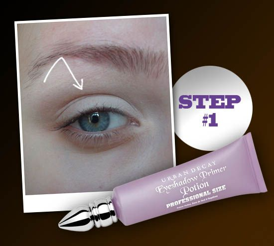 How To: Sultry Smokey For Blue Eyed Girls | Blue eye ...