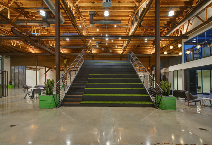 New Creative Office Space Opens In Hollywood · Creative Office SpaceOffice  SpacesLos Angeles