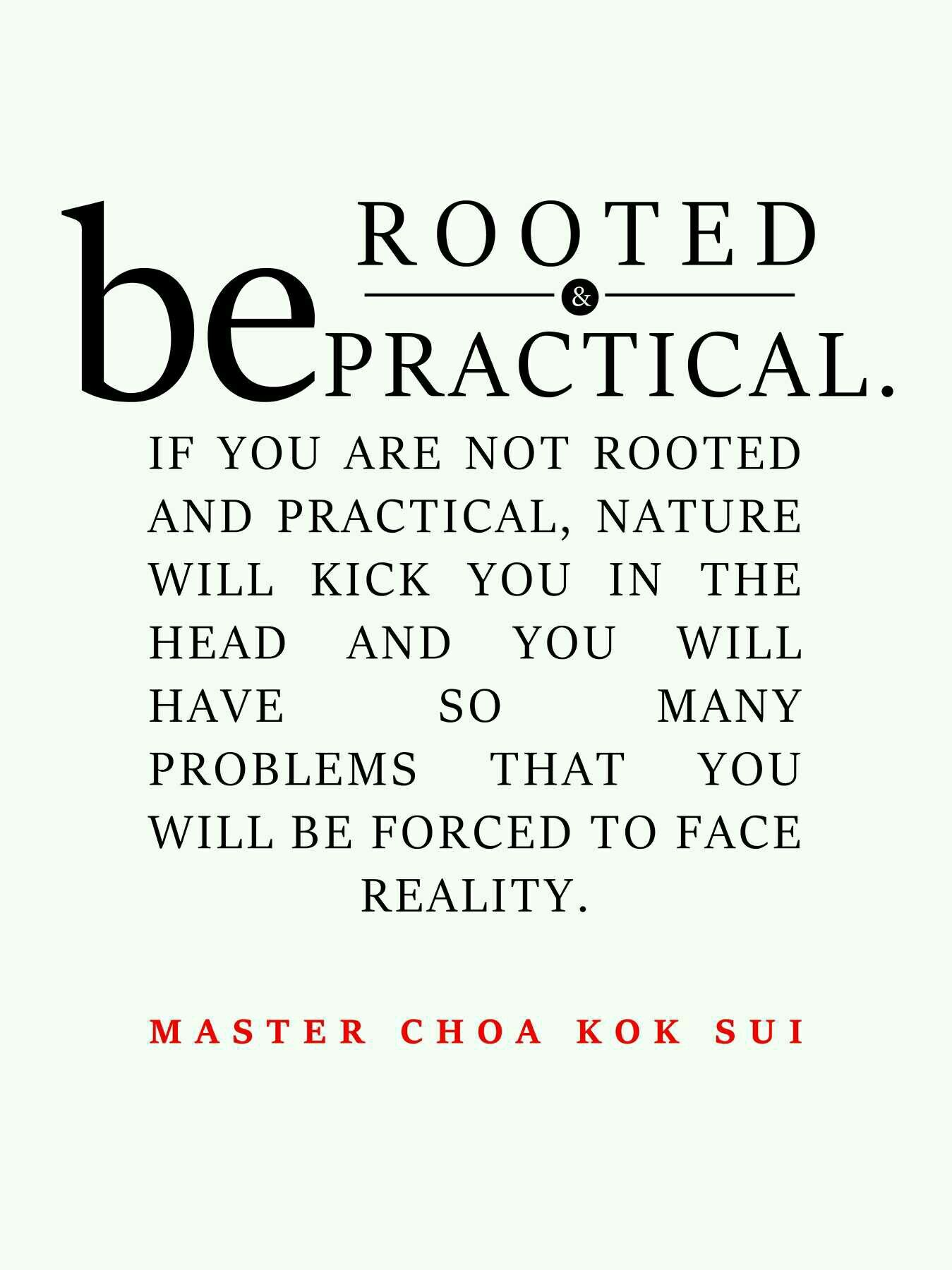 Practicality Quotes