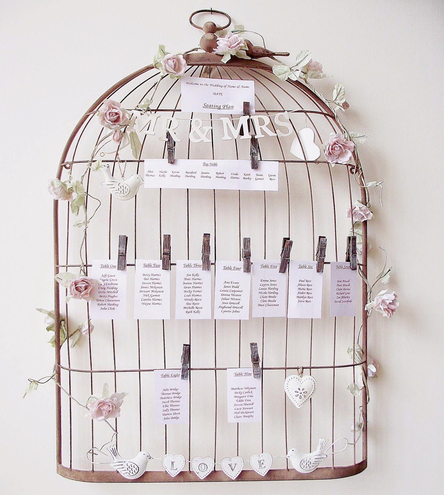 ma d co passe table inspiration cages oiseau. Black Bedroom Furniture Sets. Home Design Ideas