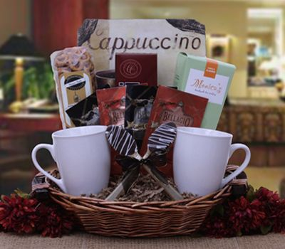 For The Coffee Lover Gift Baskets Gourmet Birthday