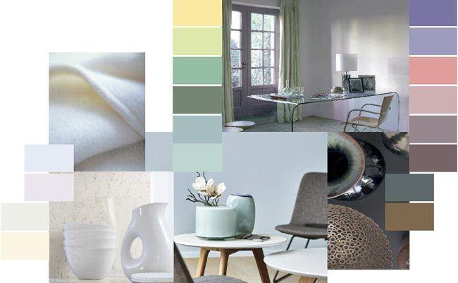 kleurenpalet groen interieur - Kleuren | Pinterest - Kleurenpalet ...