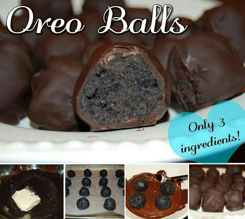 Ore balls