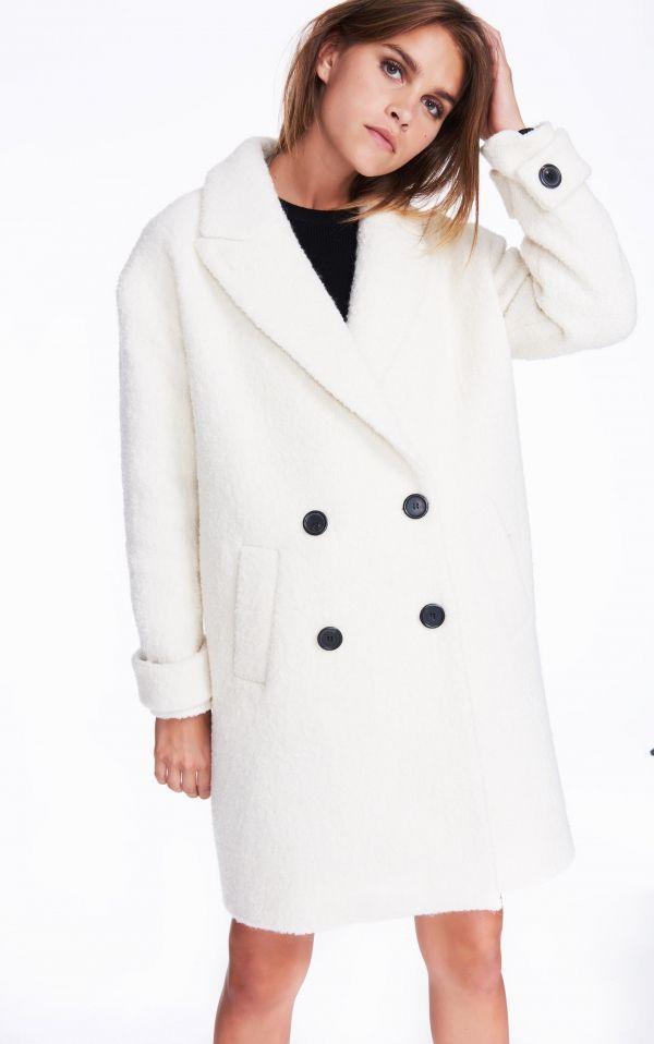 98e48610bcdab Ba&sh - RIVAGE COAT | Autumn Winter 2017 | Coat, Ba&sh, Winter coat